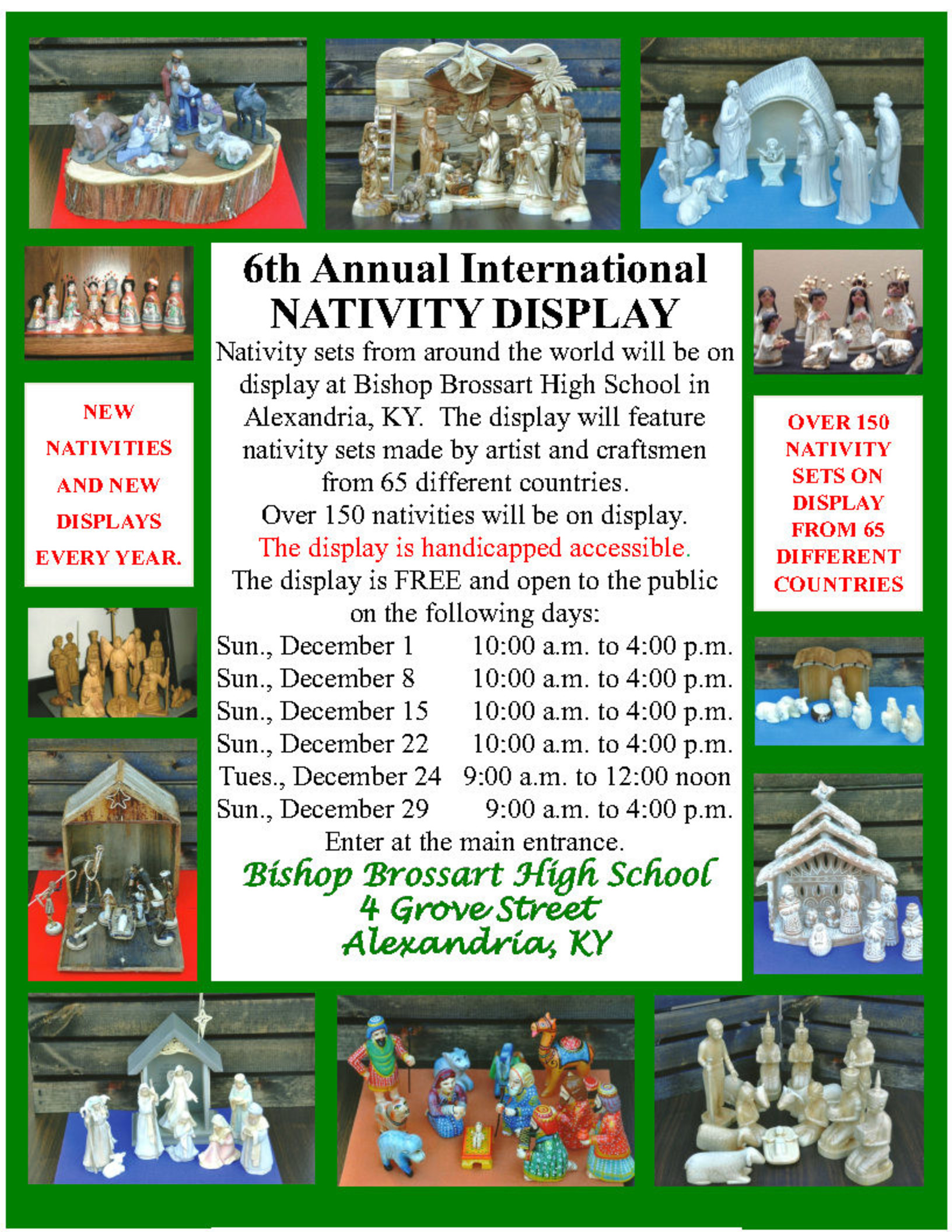 Nativity Display 1 2