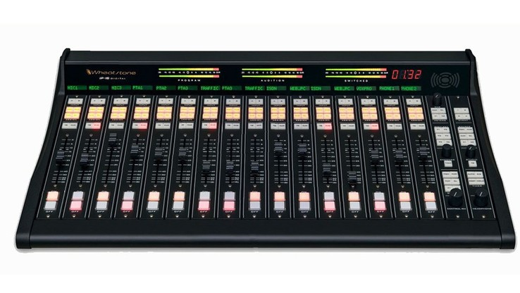 Wheatstone Digital Console Copy